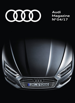 Audi India Cover