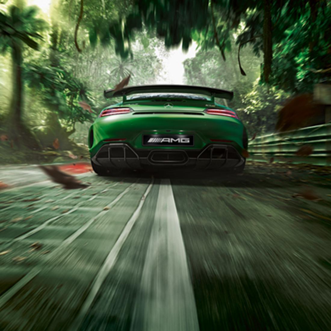 Automobiles Magazine Advertising