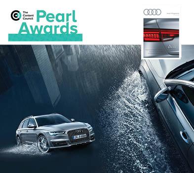 Audi Magazine Advertising