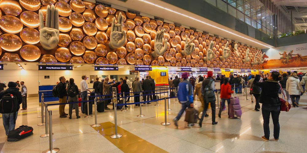 Airports India Magazine Advertising