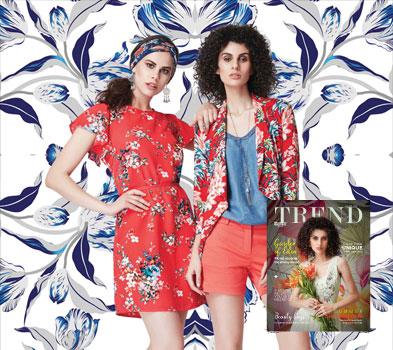 DLF Trend Magazine Advertising