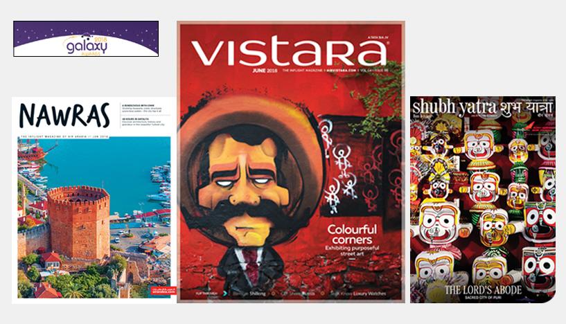 Inflight Magazine Advertising