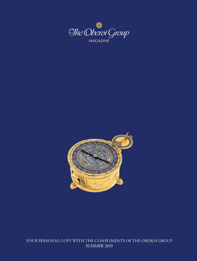 Luxury Magazine Advertising
